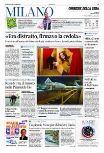 Corriere della Sera Milano – 10 dicembre 2019