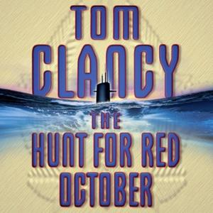 «The Hunt for Red October» by Tom Clancy