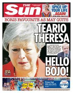The Sun UK - 25 May 2019