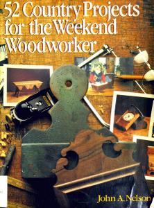 52 Country Projects for the Weekend Woodworker