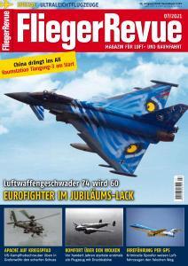 FliegerRevue - Juli 2021
