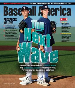Baseball America - August 01, 2021
