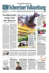 Schweriner Volkszeitung Hagenower Kreisblatt - 17. Juli 2019