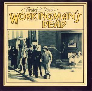 Grateful Dead - Workingman's Dead (1970) {1990, US 1st press}