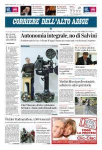Corriere dell'Alto Adige - 23 Agosto 2018