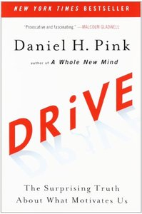 Drive: The Surprising Truth About What Motivates Us (repost)