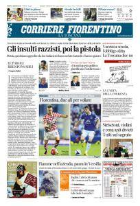 Corriere Fiorentino La Toscana - 4 Agosto 2018
