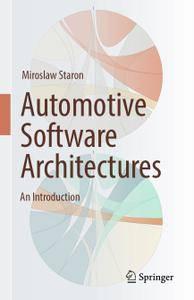 Automotive Software Architectures An Introduction