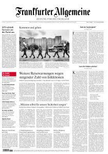 Frankfurter Allgemeine Zeitung - 1 August 2020