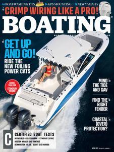 Boating - April 2021