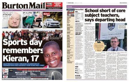 Burton Mail – July 13, 2018