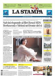 La Stampa Imperia e Sanremo - 12 Agosto 2019