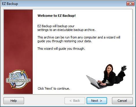 EZ Backup My Photos Pro v4.7