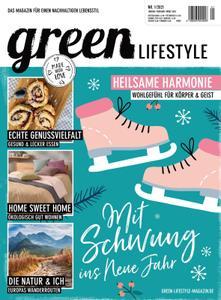 greenLIFESTYLE – 13 Januar 2021