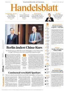 Handelsblatt - 2 September 2020
