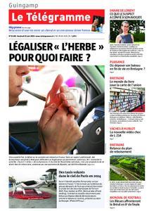 Le Télégramme Guingamp – 21 juin 2019