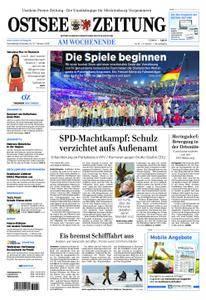 Ostsee Zeitung Wolgast - 10. Februar 2018