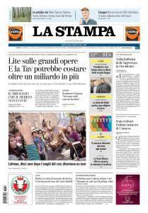 La Stampa Imperia e Sanremo - 6 Agosto 2018