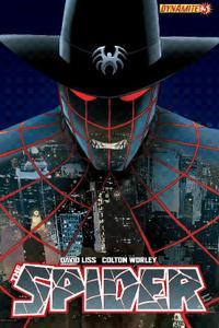 Dynamite-The Spider No 03 2012 Hybrid Comic eBook