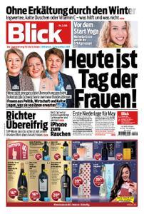 Blick – 05. Dezember 2018