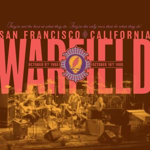 Grateful Dead - The Warfield, San Francisco, CA 10/09/80 & 10/10/80 (2019)