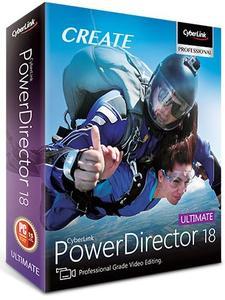 CyberLink PowerDirector Ultimate 18.0.2028.0