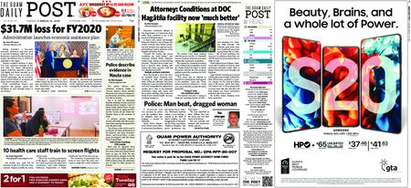 The Guam Daily Post – March 10, 2020