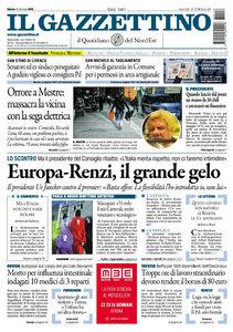 Il Gazzettino del Nord-Est - 16.01.2016