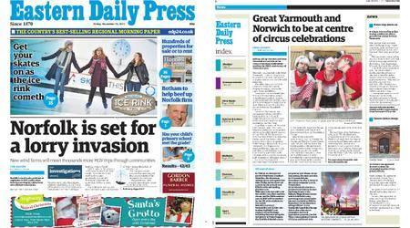 Eastern Daily Press – December 15, 2017