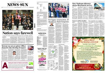 Lake County News-Sun – December 06, 2018