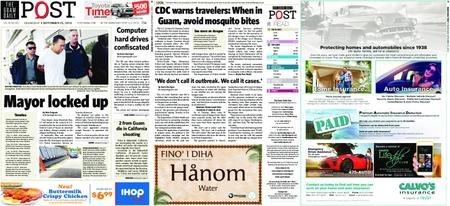 The Guam Daily Post – September 25, 2019