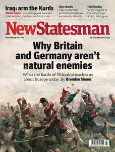 New Statesman - 24 - 30 October 2014