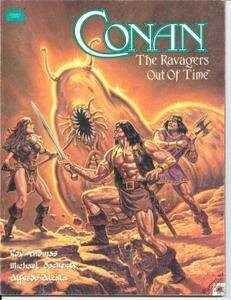 Marvel Graphic Novel 73 - Conan - The Ravagers Out of Time 1992