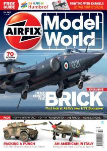 Airfix Model World - October 2019
