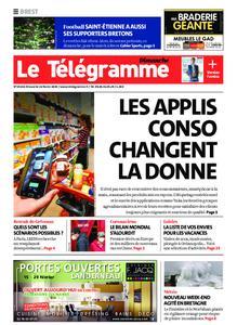Le Télégramme Landerneau - Lesneven – 16 février 2020