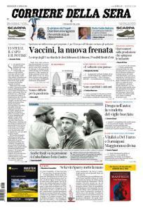 Corriere della Sera - 14 Aprile 2021