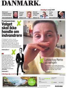 JydskeVestkysten Varde – 08. maj 2019