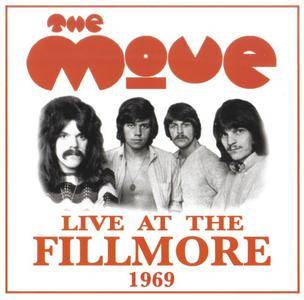 The Move - Live At The Fillmore 1969 (2012) {2CD Right Recordings - RIGHT116}