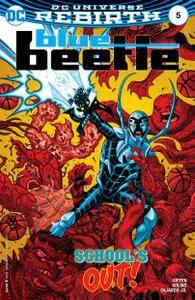 Blue Beetle 005 2017 2 covers Digital Zone-Empire