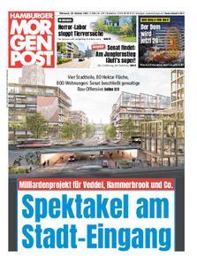 Hamburger Morgenpost – 20. Oktober 2021