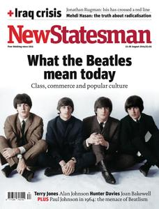New Statesman - 22 - 28 August 2014