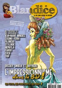Blandice - Tome 6 - L'impressionnisme dans la BD