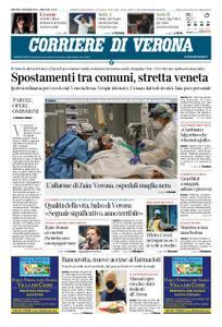 Corriere di Verona – 15 dicembre 2020