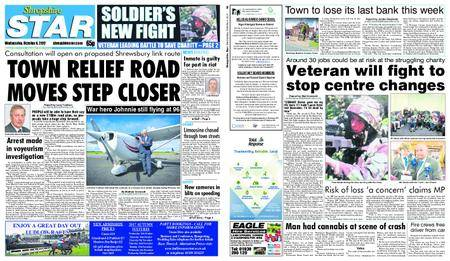 Shropshire Star Shrewsbury Edition – October 04, 2017