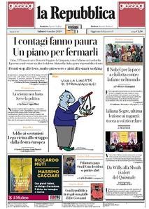 la Repubblica - 10 Ottobre 2020
