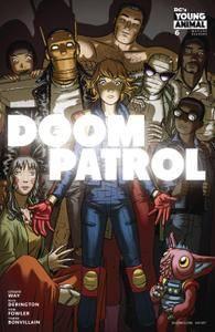 Doom Patrol 006 2017 2 covers Digital Zone-Empire