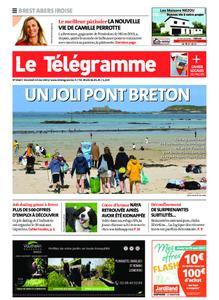Le Télégramme Brest Abers Iroise – 14 mai 2021