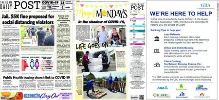 The Guam Daily Post – April 06, 2020