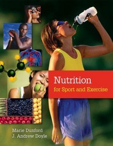 Nutrition for Sport and Exercise (repost)