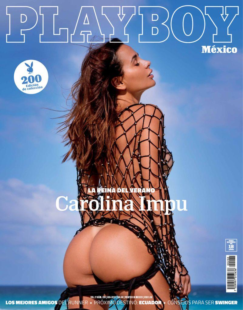 Playboy Mexico - junio 2019